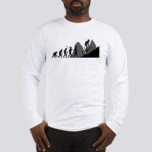 Mountain Biking Long Sleeve T-Shirt