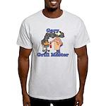 Grill Master Gary Light T-Shirt