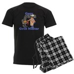 Grill Master Gary Men's Dark Pajamas