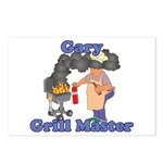 Grill Master Gary Postcards (Package of 8)
