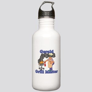 Grill Master Gerald Stainless Water Bottle 1.0L