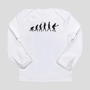 Pickleball Long Sleeve Infant T-Shirt