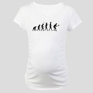 Pickleball Maternity T-Shirt