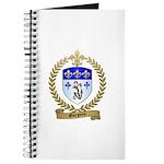 GUEGUEN Family Crest Journal
