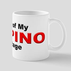 Proud Filipino Heritage Mug