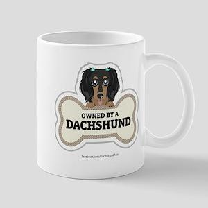 Owned by a Dachshund Mug