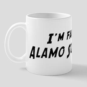 Famous in Alamo Square Mug