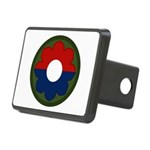 9th Infantry Rectangular Hitch Cover