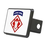 20th Engineer Rectangular Hitch Cover