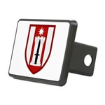 372nd Engineer Rectangular Hitch Cover