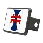 412th Engineer Bde Rectangular Hitch Cover