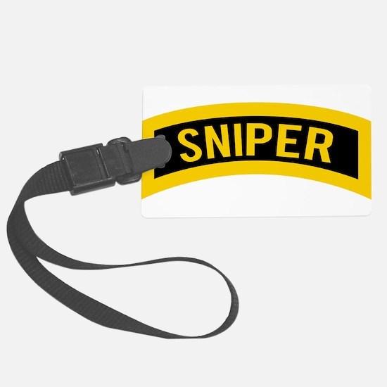 Sniper Luggage Tag