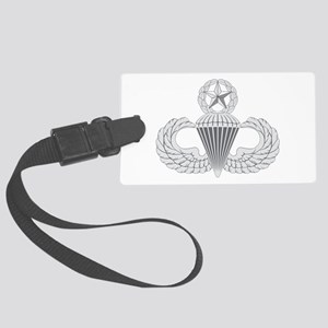 Airborne Master color Large Luggage Tag