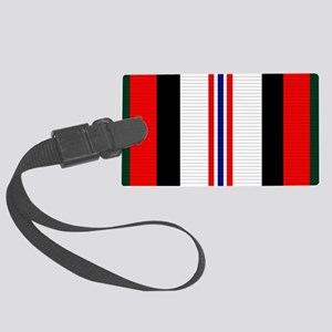 Afghanistan Campaign Large Luggage Tag