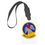 964th AWACS Large Luggage Tag