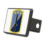 170th Infantry BCT Rectangular Hitch Cover