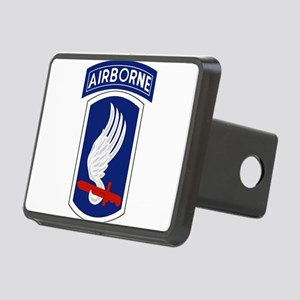 173rd Airborne Bde Rectangular Hitch Cover