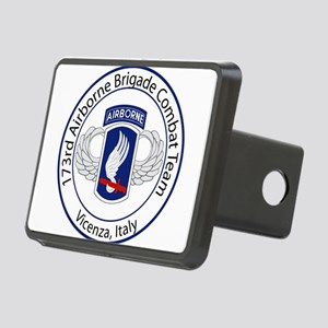 173rd Airborne Rectangular Hitch Cover