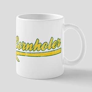 Cornholer Mug