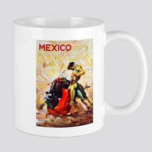 Mexico Travel Poster 2 Mug