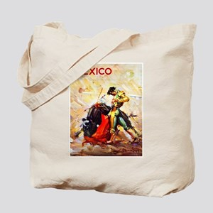 Mexico Travel Poster 2 Tote Bag