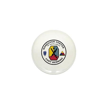 Fort Benning Mini Button (100 pack)