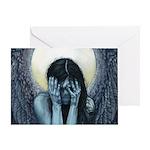 Make-Shift Angel VI: Anonymous Greeting Card