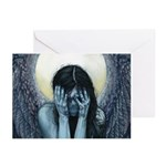 Make-Shift Angel VI: Anonymous Greeting Cards (Pk