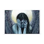 Make-Shift Angel VI: Anonymous Mini Poster Print