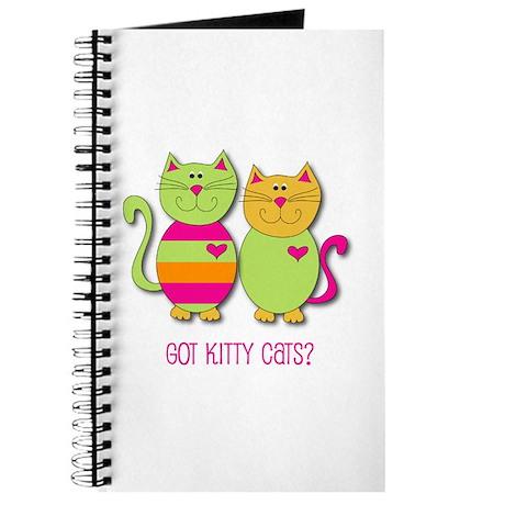 Got Cats? Journal