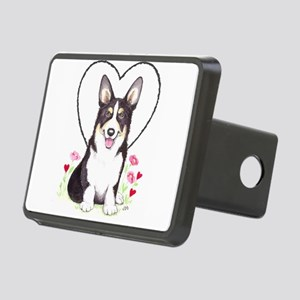 Pembroke Welsh Corgi Rectangular Hitch Cover