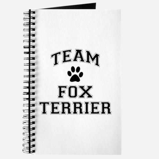 Team Fox Terrier Journal