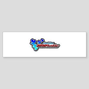 MotoGPJunkies Logo Sticker (Bumper)