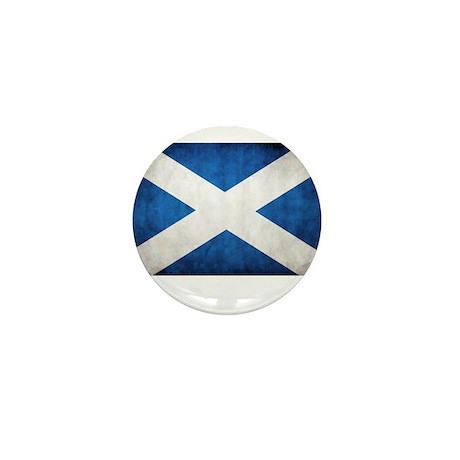 Scotland Mini Button