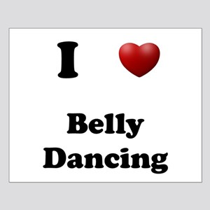 Belly Dancing Small Poster
