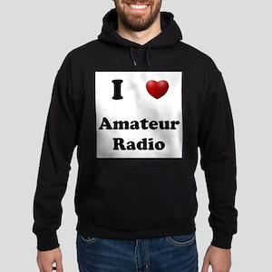 Amateur Radio Hoodie (dark)