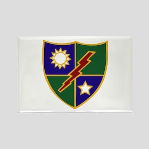 75th Infantry (Ranger) Regiment Rectangle Magnet