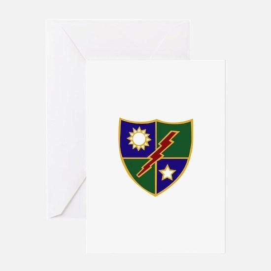 75th Infantry (Ranger) Regiment Greeting Card