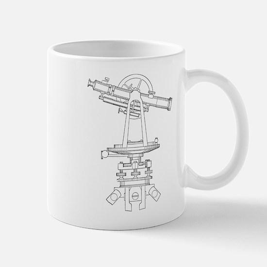 Transit Telescope Mug