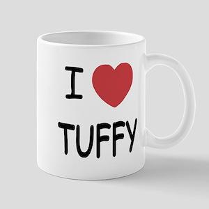 I heart TUFFY Mug