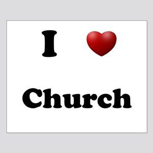 Church Small Poster
