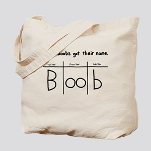 How Boobs got their name Tote Bag