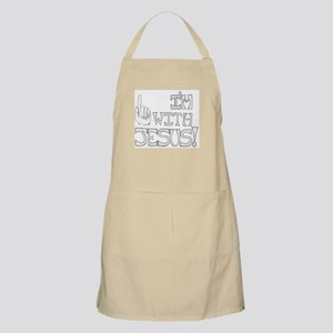 SOLDIER FOR CHRIST BBQ Apron