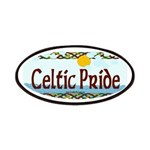 Celtic Pride Patches