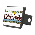 celtprideSQUARE Rectangular Hitch Cover