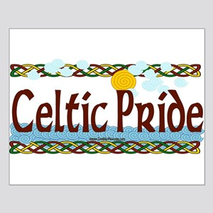 celtprideSQUARE Small Poster