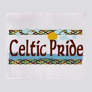 celtprideSQUARE Throw Blanket