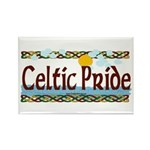 celtprideSQUARE Rectangle Magnet
