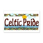 celtprideSQUARE 20x12 Wall Decal