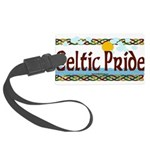 celtprideSQUARE Large Luggage Tag